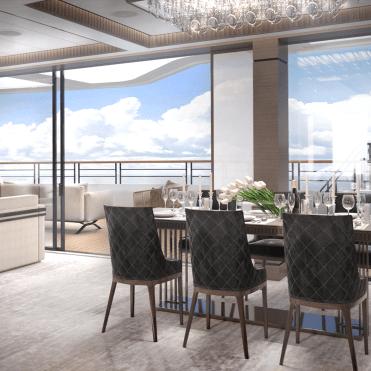 RitzCarltonYachtThe Owners Suite Entrance View