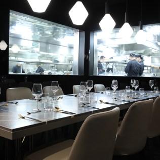 Scenic Eclipse cruise ship Chefs Table