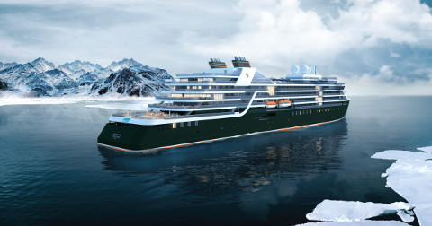Seabourn Cruises Venture expedition ship launching in 2021