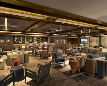 Seabourn Venture Lounge
