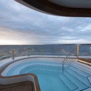 Celebrity Cruises Flora pool