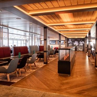 Hurtigruten cruises cruise ship bar