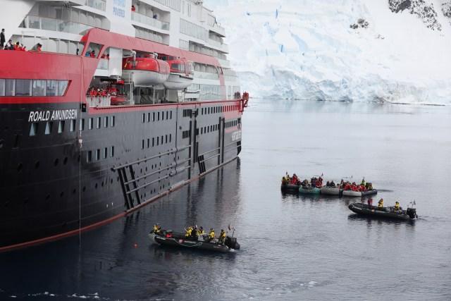Hurtigruten cruises cruise ship