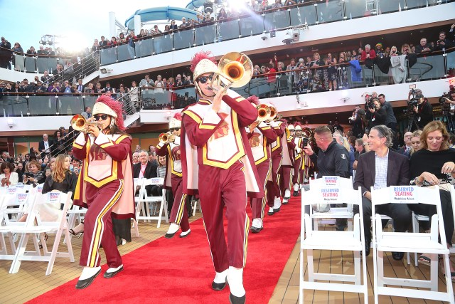 Carnival Cruises Panorama cruise ship Drum Corp