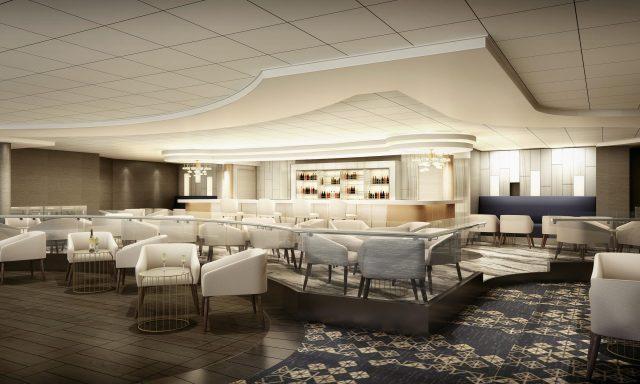 Norwegian cruise line Spirit cruise ship Magnum's Champagne and wine bar