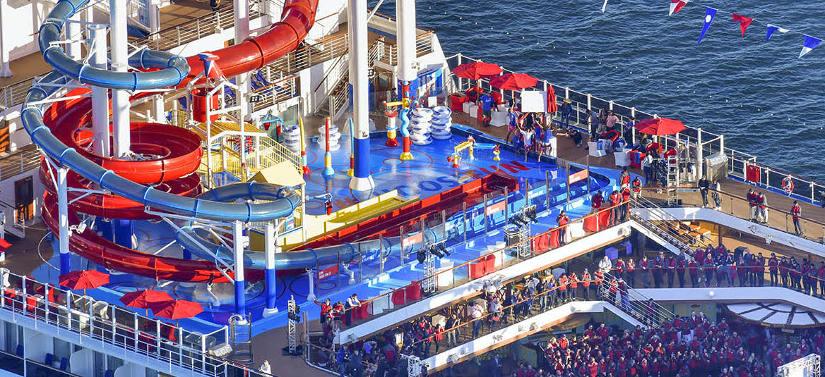 Carnival Cruises Panorama widens your view of fun