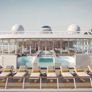 Viking Cruises Expedition Aquavit Terrace
