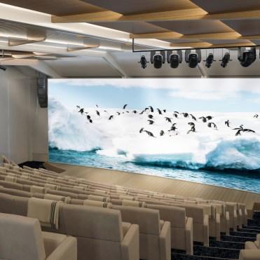 Viking Cruises Expeditions Aula auditorium