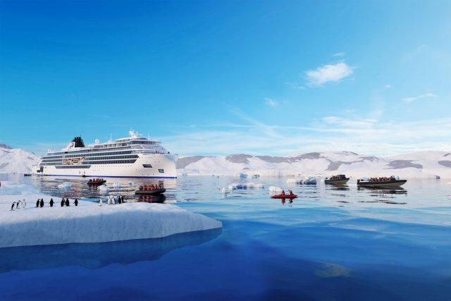 Viking Cruises RIB zodiacs