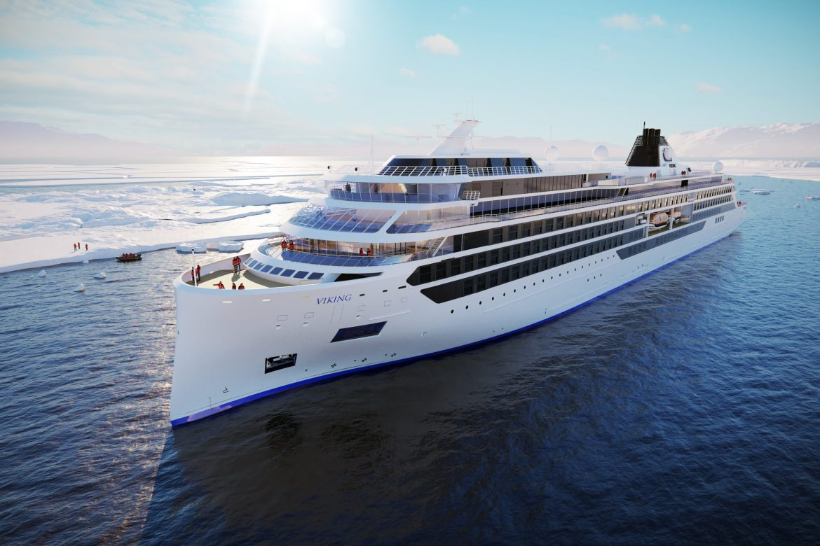 Viking Cruises Expedition ships take you to far reaches of the world