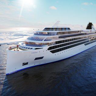 Viking Cruises Expedition Bow