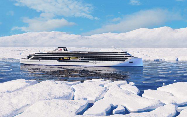 Viking Cruises Polaris Icebergs