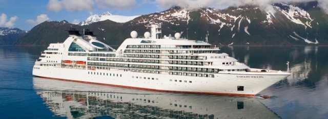 Seabourn Cruises Sojourn