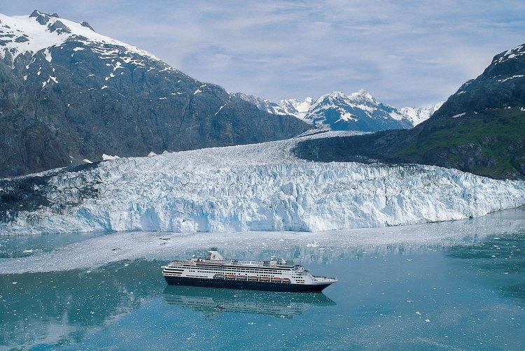 Holland America Cruise Line Alaska Glacier