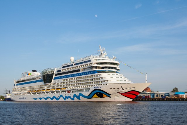 Aida Cruises Aidamar