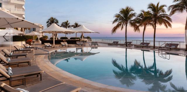 Ritz-Carlton Fort Lauderdale Florida pool