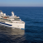 Celebrity Cruises Flora expedition ship Starboard