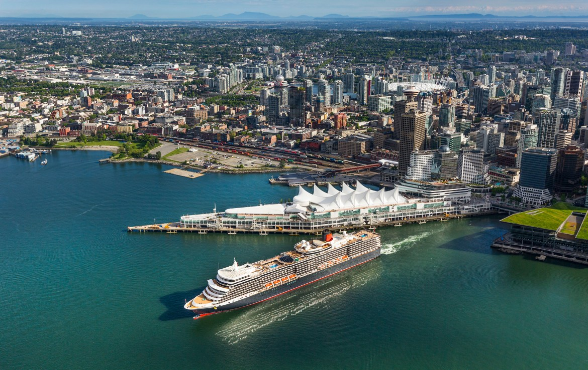Canada bans cruise ships until February 2022