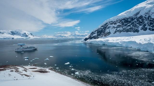 Seabourn Cruises Quest Antarctica