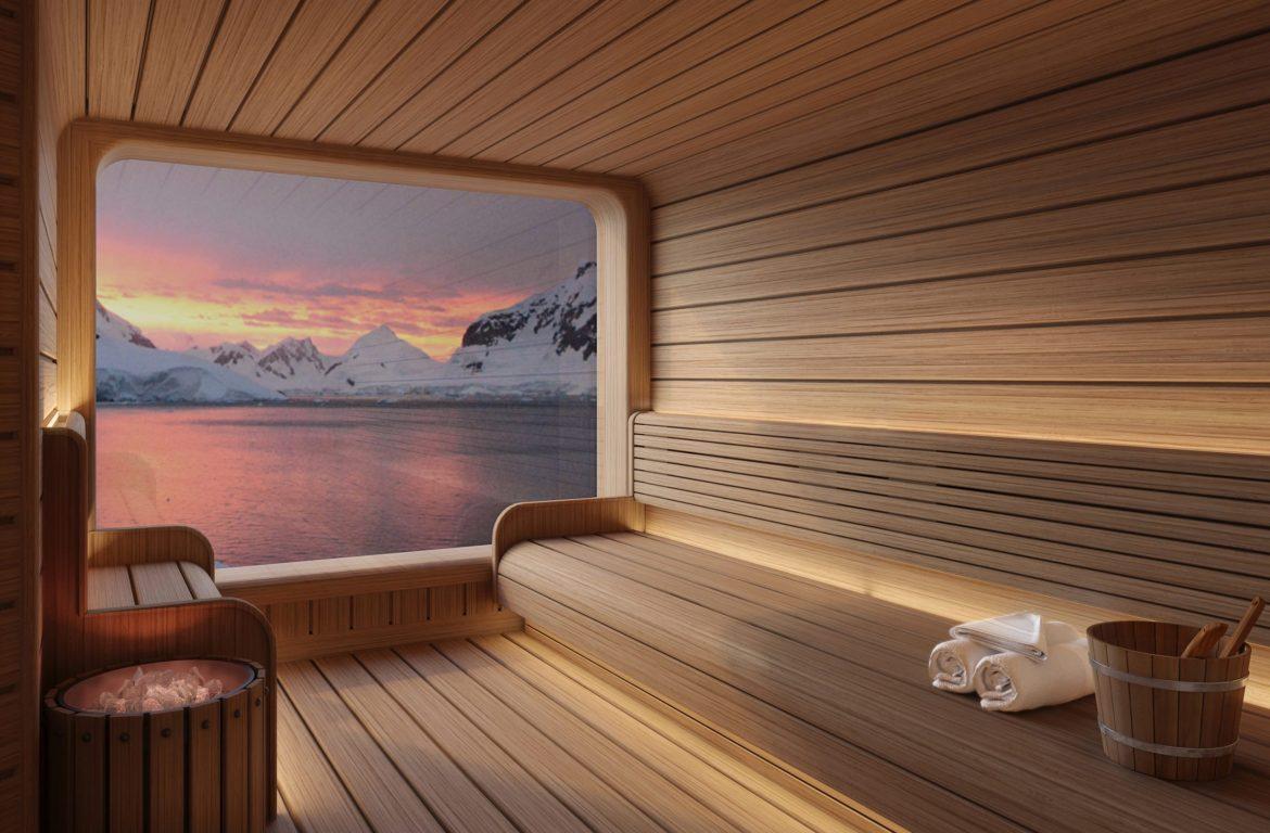 Seabourn releases details for spa and wellness on their new ships