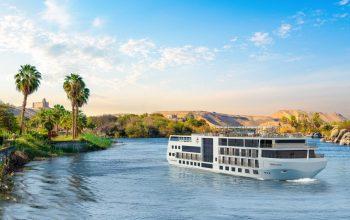 Viking Aton Aswan Nile river cruise ship