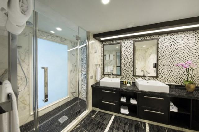 Royal Caribbean Anthem of the Seas Owner Loft bathroom