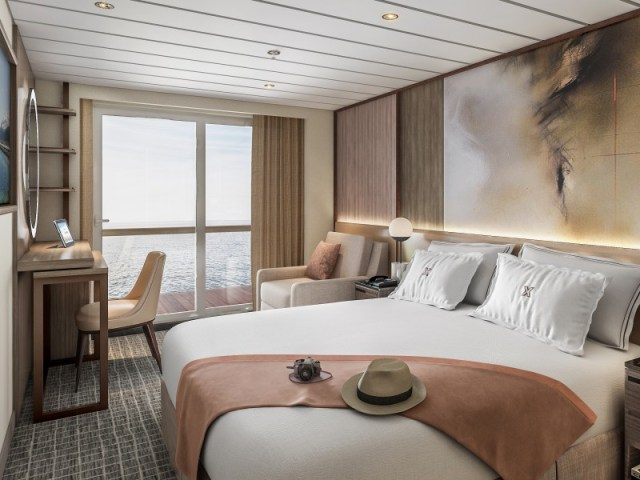 Celebrity Cruises Millennium cabin