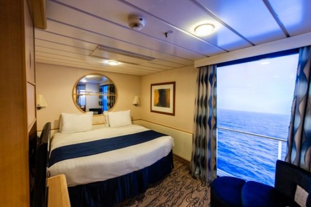 Royal Caribbean Explorer of the Seas cabin