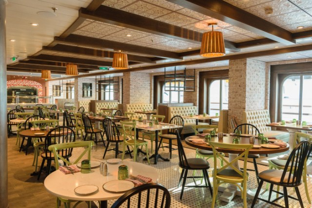royal caribbean odyssey of the seas Giovanni's restaurant