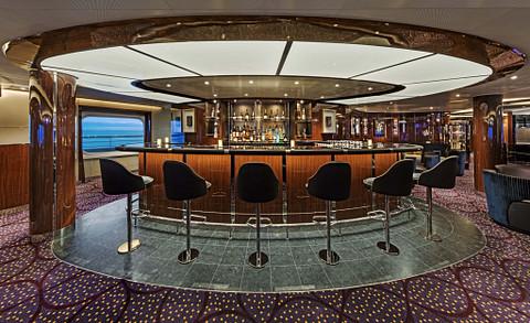 Seabourn Ovation cruise ship Club