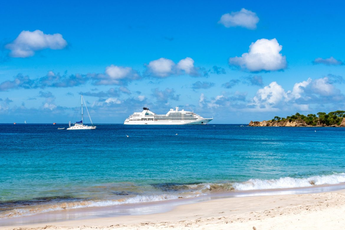 Seabourn launching cruises from Barbados July 2021