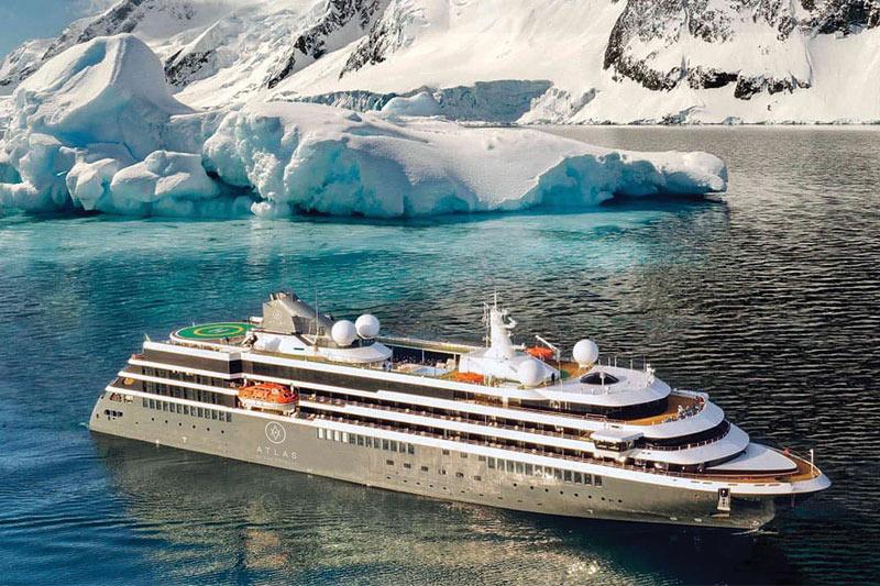 Atlas Ocean Voyages offers Antarctica weddings and vow renewals Feb. 14, 2022