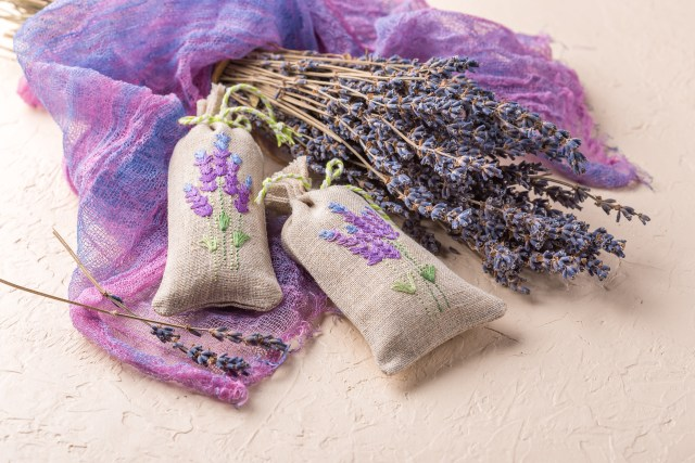 World Dream Cruise lavender sachet