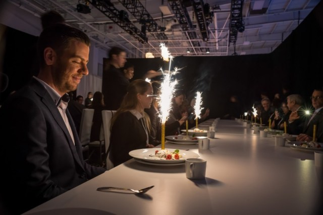 Celebrity Cruise Edge sparkler dining how to save money