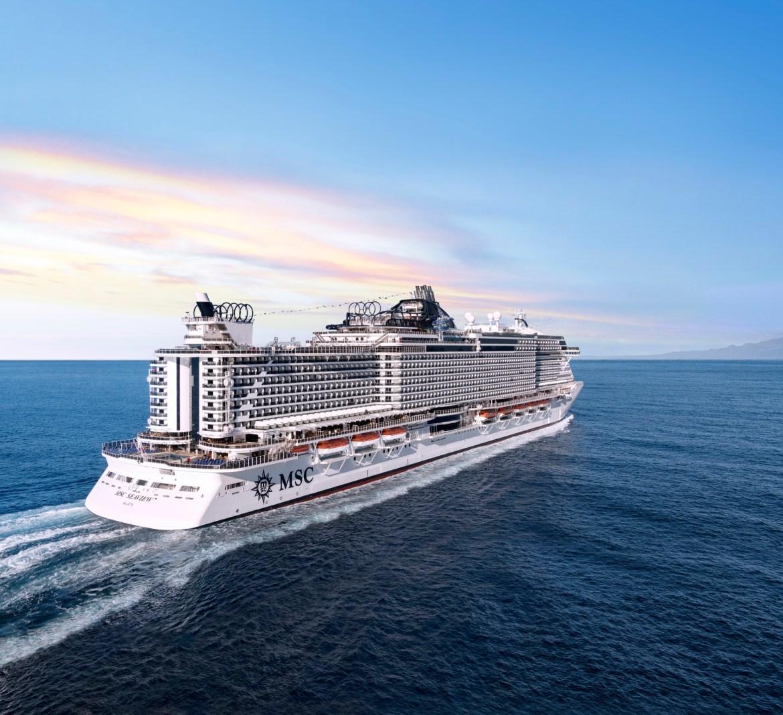 MSC Cruises Seaview cruise ship to sail the Baltic Sea summer 2021