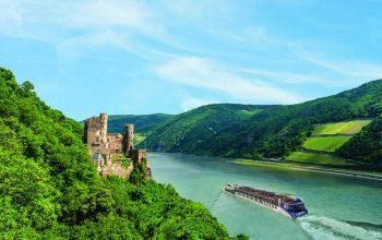 AMA Waterways river cruises ancestry partnership