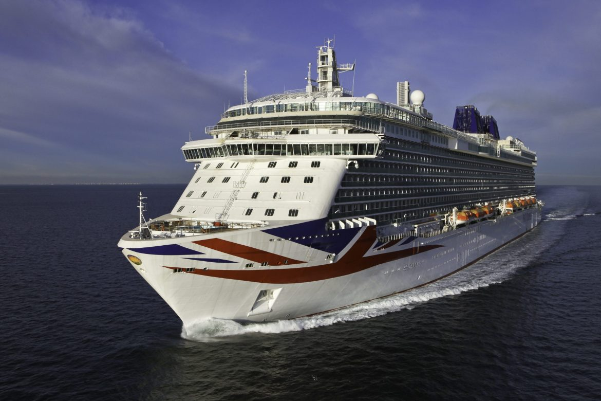 12 cruise lines sailing 17 ships in UK waters this summer