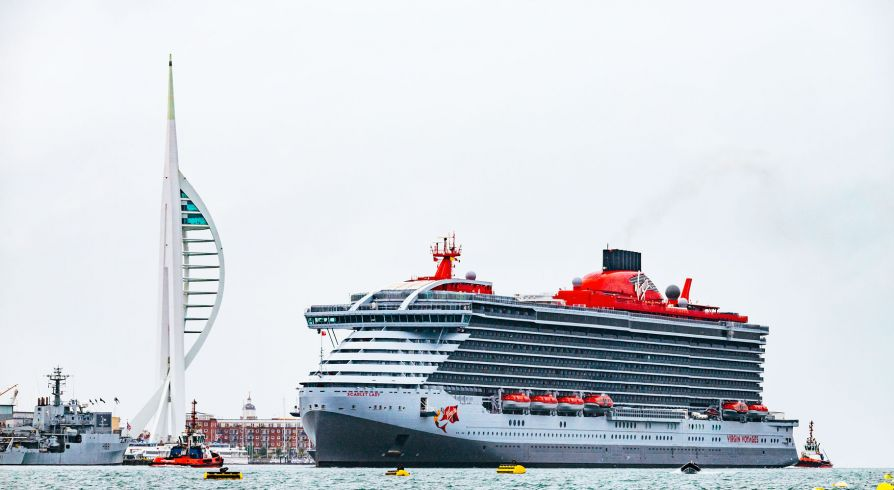 Virgin Voyages Scarlet Lady prepares for August sailing