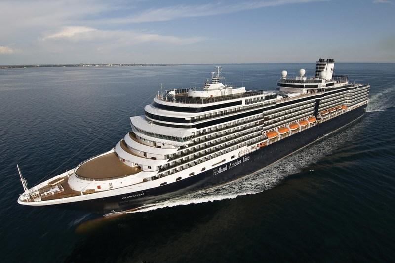 Holland America Eurodam extends Mediterranean season and assumes Westerdam voyages