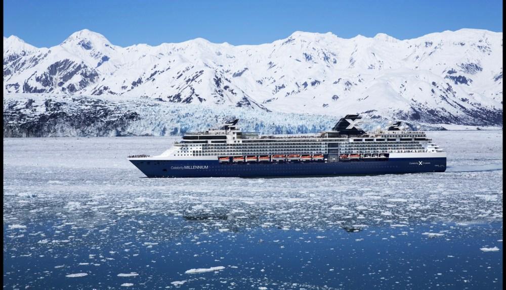 Celebrity Cruises millennium Seattle Alaska Alaska