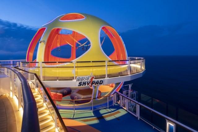 Royal Caribbean Spectrum of the Seas ifly