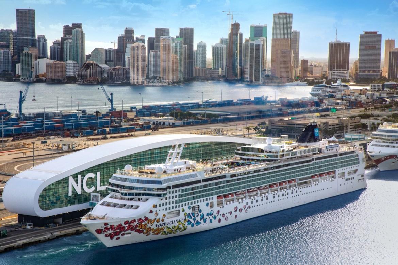 Norwegian Gem cruises from Norwegian's new Miami terminal