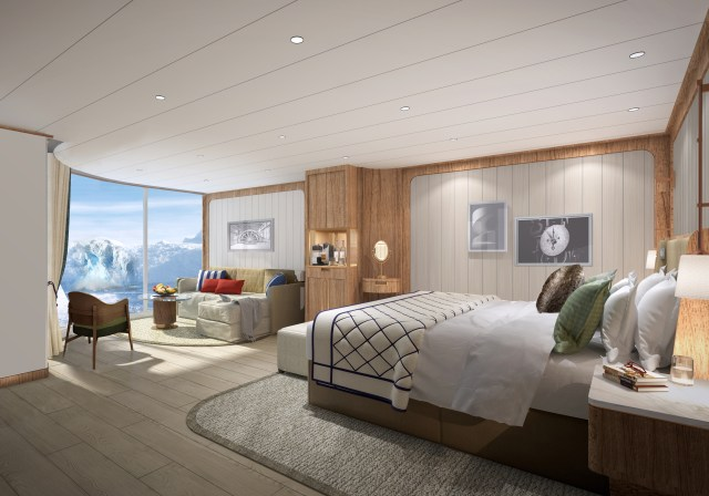 Seabourn expedition ships - PANORAMA VERANDA SUITE_Revised 11.11.2020