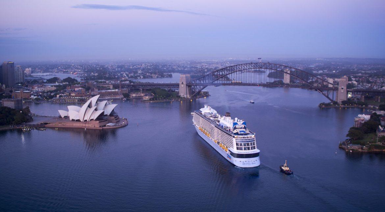 Royal Caribbean announced a new season of Australian domestic sailings
