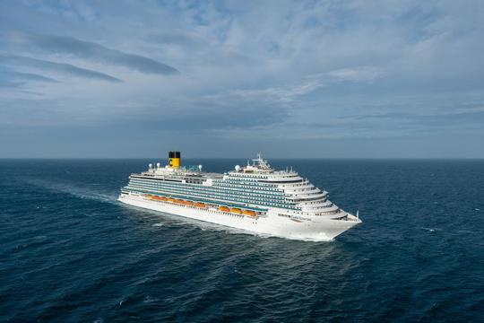 Costa Cruises updates Venezia and toscana