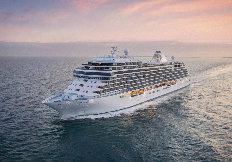 Regent Seven Seas Splendor returns to cruising from UK
