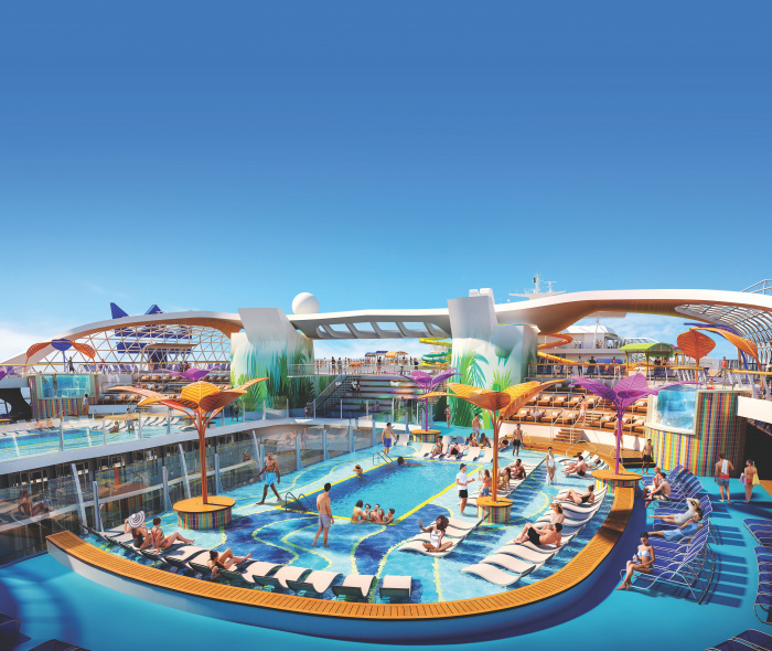 Royal Caribbean Wonder of the Seas to debut in U.S. and Europe March 2022