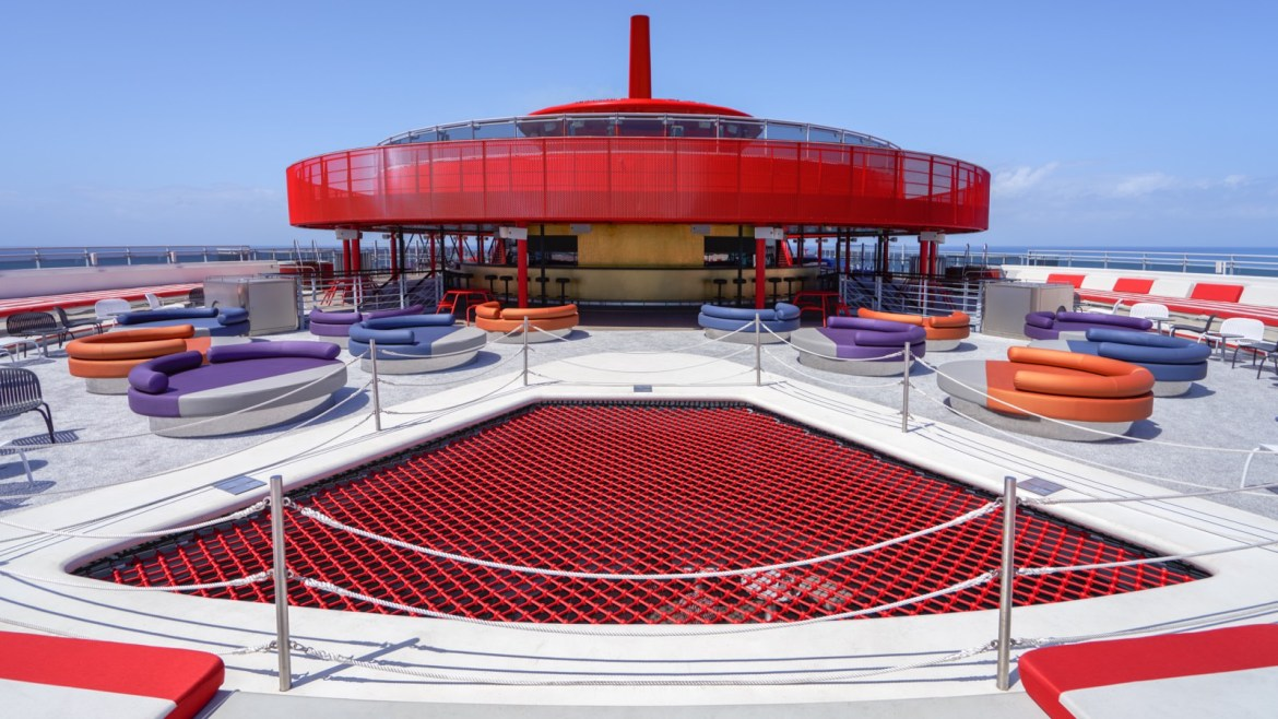 Virgin Voyages Scarlet Lady cruises from Miami