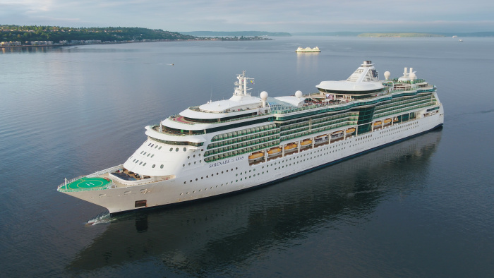 Royal Caribbean Serenade of the Seas world cruise