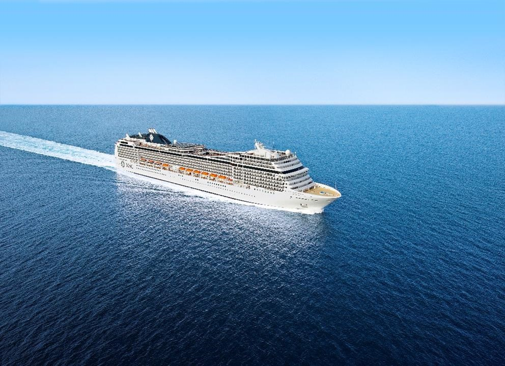 MSC Cruises Magnifica to cruise to five European cities this winter